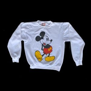 Vintage Mickey Mouse T-Shirt Size M